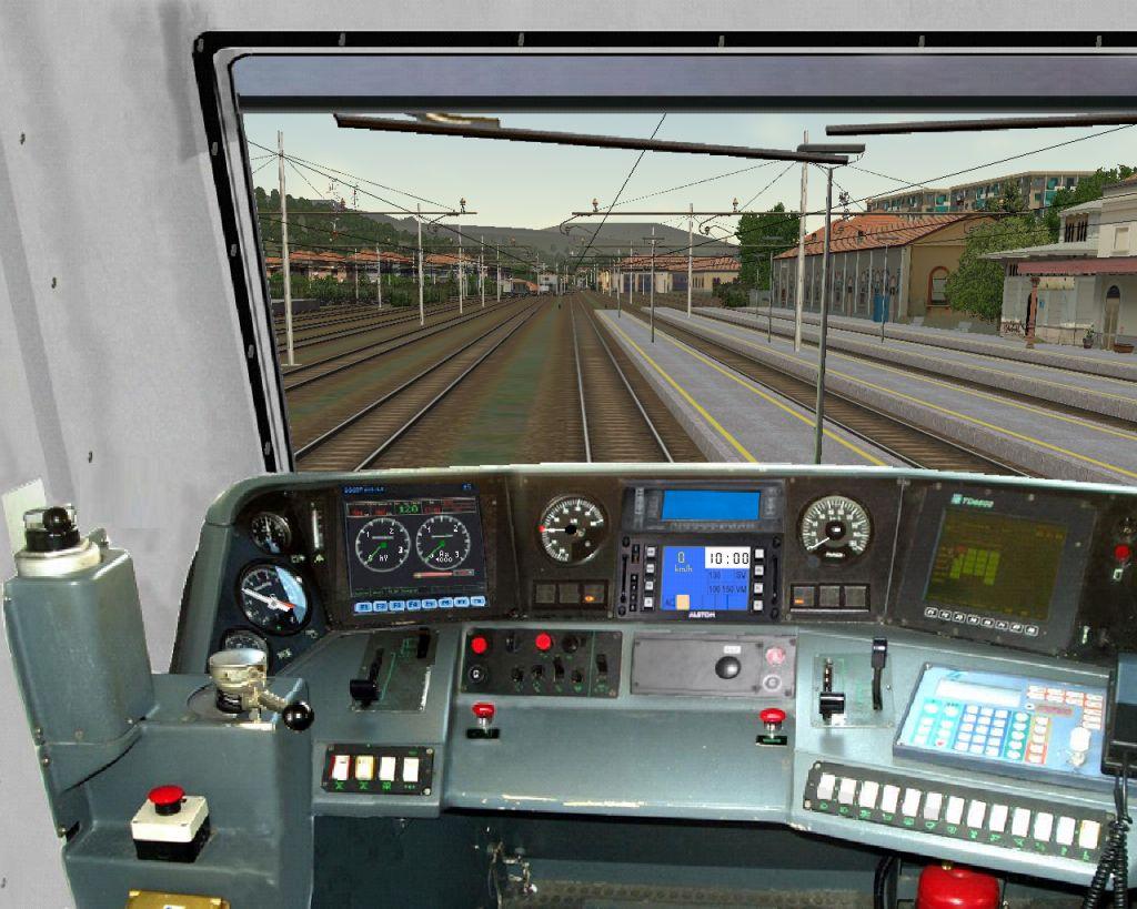 Simulatore guida treno online dating 3
