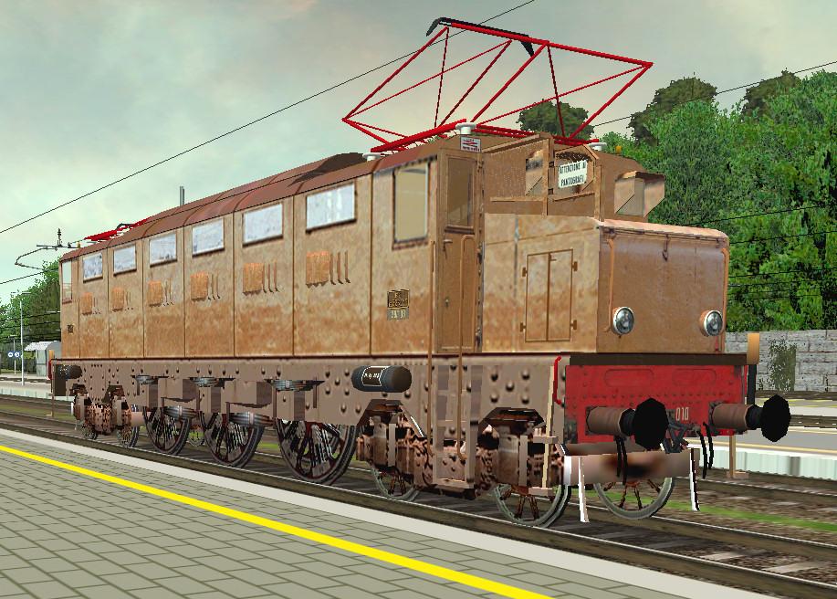 train-simulator.net: Le FS E326
