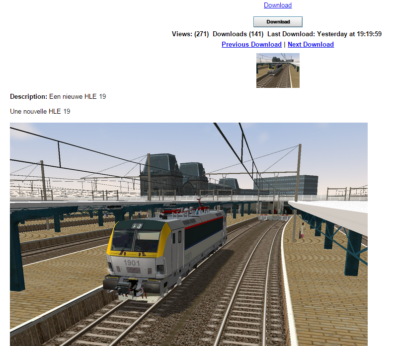 train-simulator net: Locomotiva Siemens Vectron